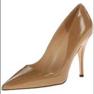 $$ DROP: Kate Spade camel pointed toe heels